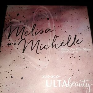 Ulta Melissa Michelle Cheek Palette